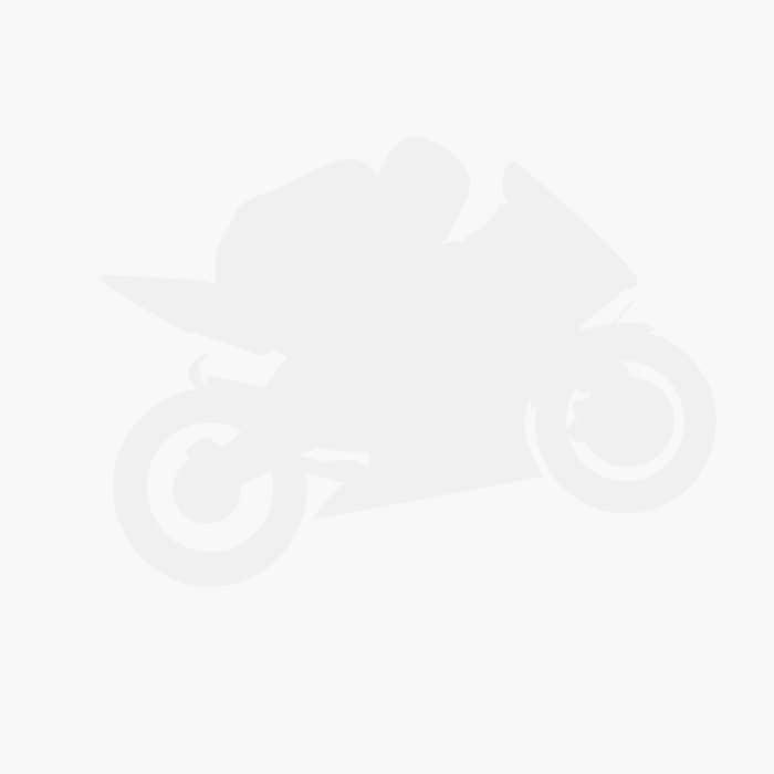 BOT-MNR-1691 White/Black motoros cipő