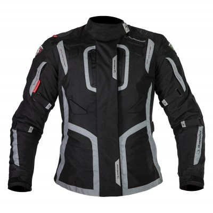 Mugen Race NJ-MNR-1145 fekete női kabát