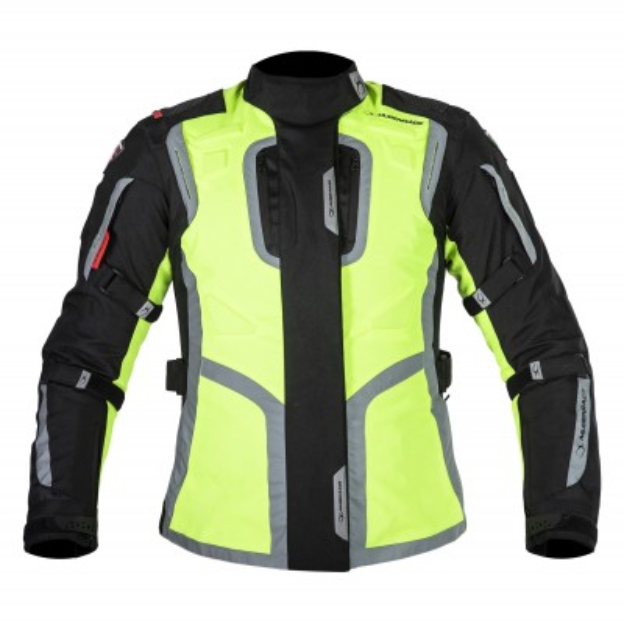 Mugen Race NJ-MNR-1145 fekete/fluo női kabát