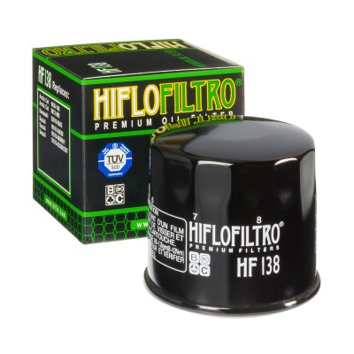 HF138 olajszűrő HifloFiltro